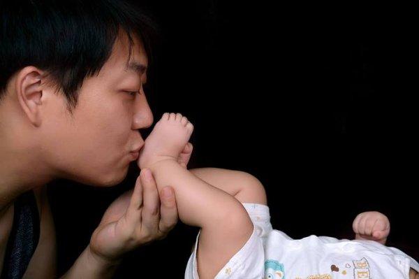 Mensagem para Whatsapp de dia dos pais - Pai, te amo muito, feliz Dia dos Pais!