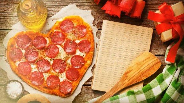 Pegadinha para dia da mentira para enviar para amiga - Pizza pode?