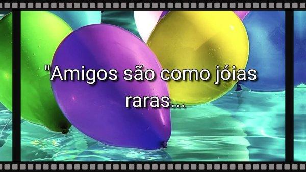 Feliz aniversário Fábio - Video Grátis com nome personalizado para Fábio!
