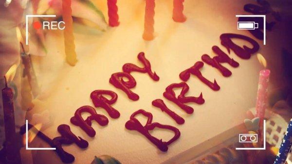 Mensagem de Feliz Aniversário para alguém especial. Parabéns por mais um ano!!!