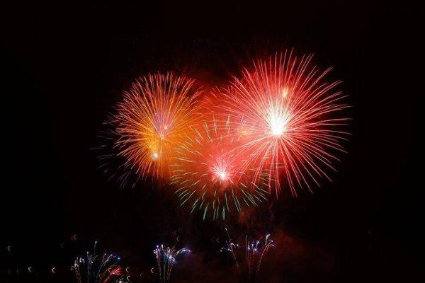 Mensagem de Ano Novo para os pais, vocês são a razão de tudo que hoje eu sou!!!