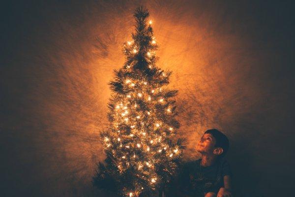 Mensagem de feliz natal e um próspero ano novo, compartilhe!