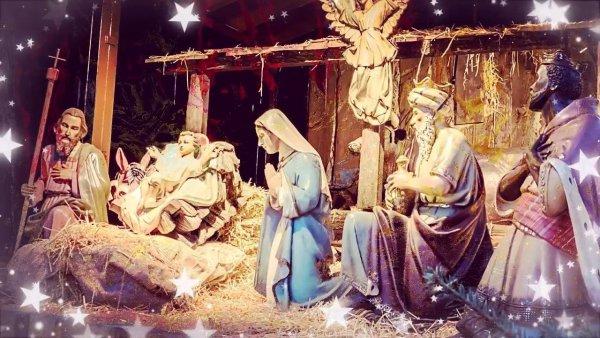Mensagem de Natal Religiosa - Fica conosco, Senhor! Assim seja!