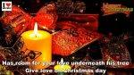 Vídeo de Feliz Natal para amigos! Tenham todos um natal cheio de paz!!!