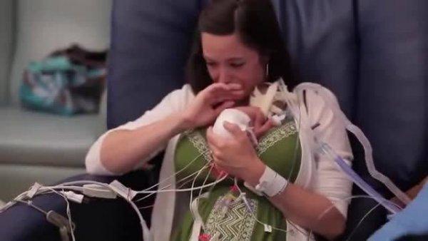 Incrível milagre de Deus com um bebe prematuro de 15 semanas e venceu!