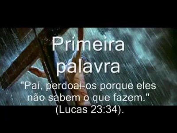 As Sete frases que Jesus disse na cruz-Deus, meu Deus, porque me abandonaste?!
