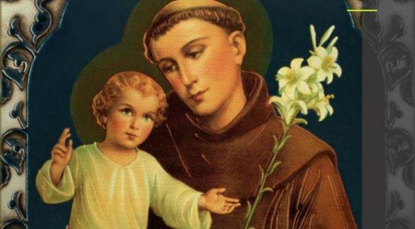 Dia 13 de Junho é o dia do Santo Antônio, o santo casamenteiro!