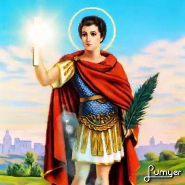 Dia da Santo Expedito é dia 19 de Abril, compartilhe a imagem dele!