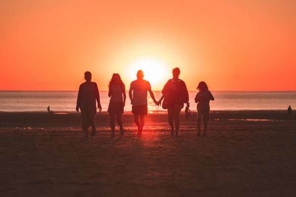 Oração da família - Que nenhuma família termine por falta de amor...