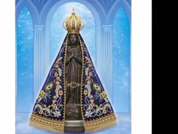 Vídeo em homenagem a Nossa Senhora Aparecida do Brasil, abençoe a todos!!!