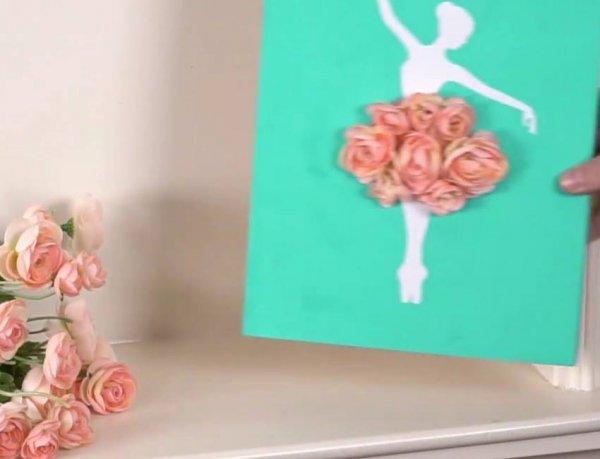 Faça você mesma artesanatos com flores de papel, todos ficam lindos!