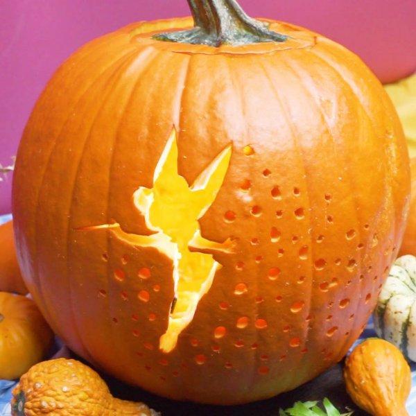 Halloween - Veja como decorar a sua abóbora para o dia das bruxas!
