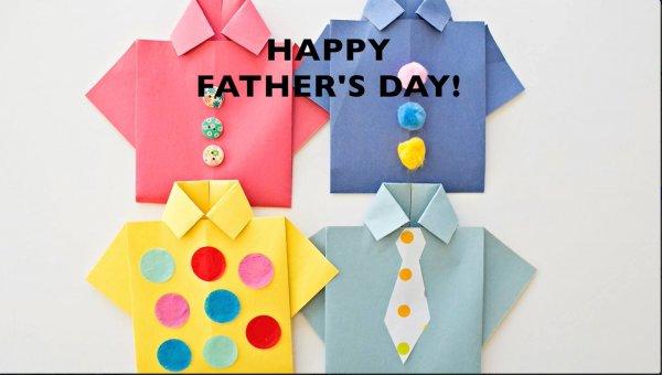 Lembrança para o dia dos pais em formato de camisa com foto!
