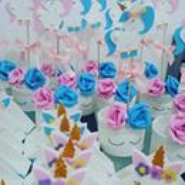 Modelos de Lembrancinhas de aniversario com o tema Unicórnio!