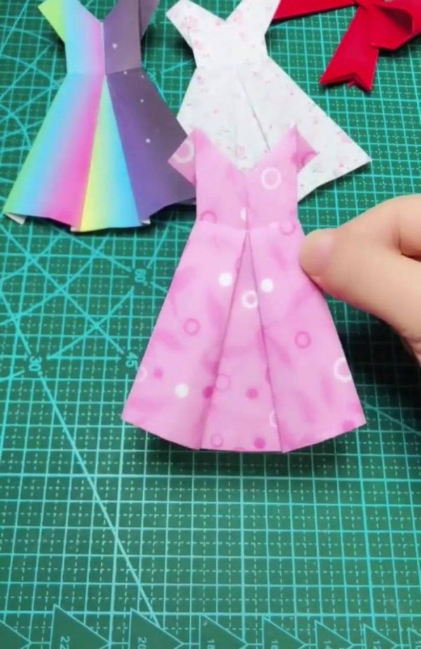 Origamis diferentes e fáceis de fazer, qual você gostou mais?