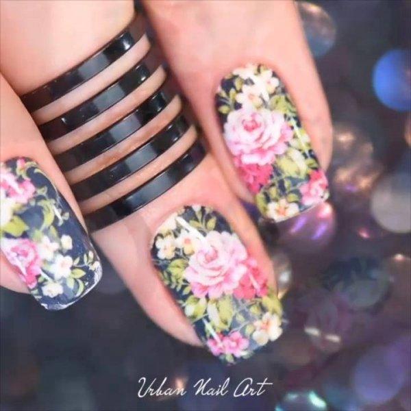 As melhores unhas decoradas para mulheres vaidosas, uma mais linda que a outra!