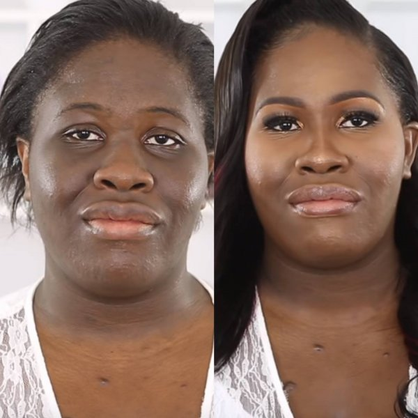 Cabelo e maquiagem fazem a diferença na vida de uma mulher, confira!