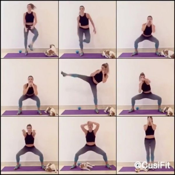 Exercícios para fazer em casa, todos eles são fáceis de aprender!
