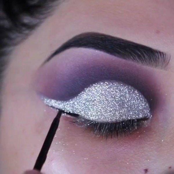 Inspiração de maquiagem maravilhosas para eventos especiais!!!