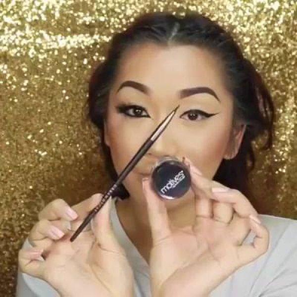 Maquiagem passo a passo, veja como essa make dá um resultado incrível!