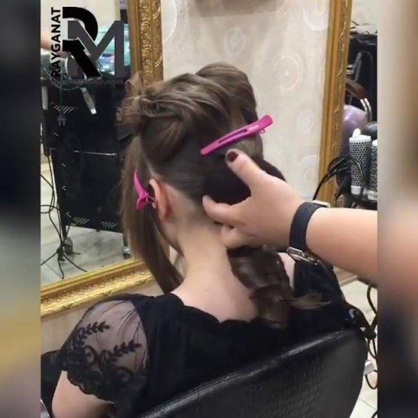 Penteado coque exótico - Algumas amam, outras nunca usariam, e você?