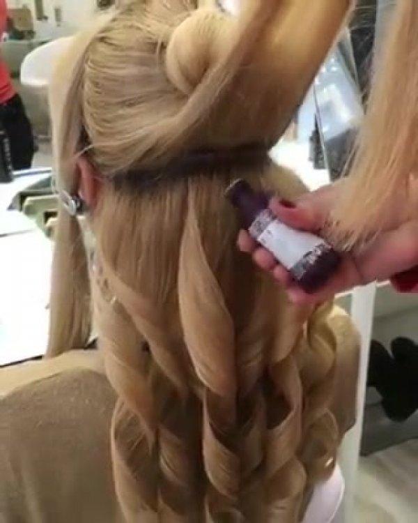 Penteados que são verdadeiras obras de arte, olha só que que maravilhosos!!!
