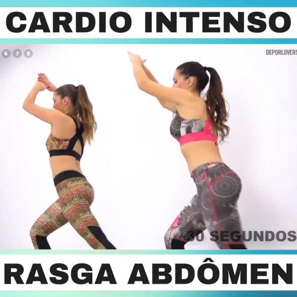 Serie de exercícios para abdômen, bora chamar a amiga e se exercitar!!!