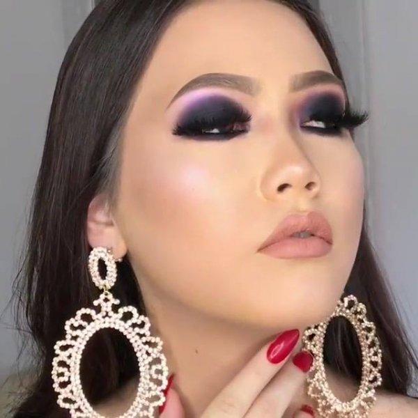 Transformação com maquiagem - O resultado é de impressionar!