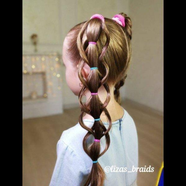 Tutorial de penteado para todas mamães de meninas de plantão, veja que lindo!!!