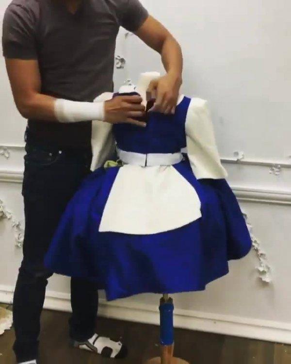 Vestido para meninas de princesa que se transforma, veja que lindo!!!