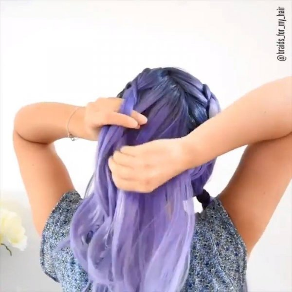 Vídeo com penteados para você fazer sem sair de casa, são todos lindos!!!