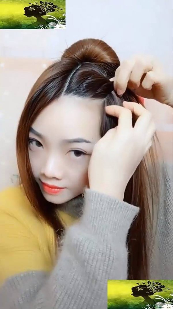 Vídeo com penteados para você mesma fazer, eles são perfeitos para garotas!!!