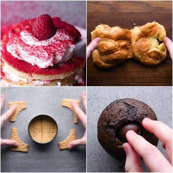 6 Ideias de sobremesas dignas de restaurantes, vale a pena assistir!