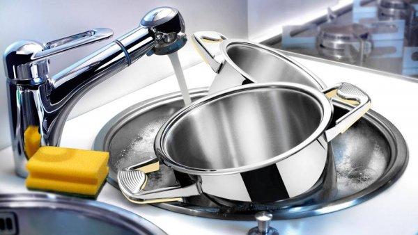 Dica de como limpar utensílios de alumínio, vale a pena conferir!!!