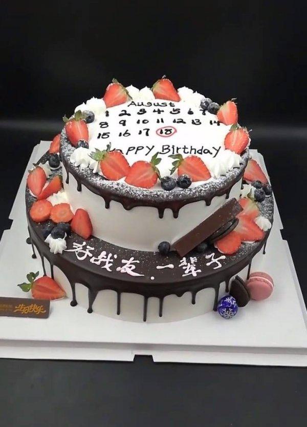 Ideias de decorações de bolos que vão te deixar encantada(o)!
