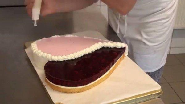 Ideias para preparar bolos de coração, use a criatividade e mãos a obra!