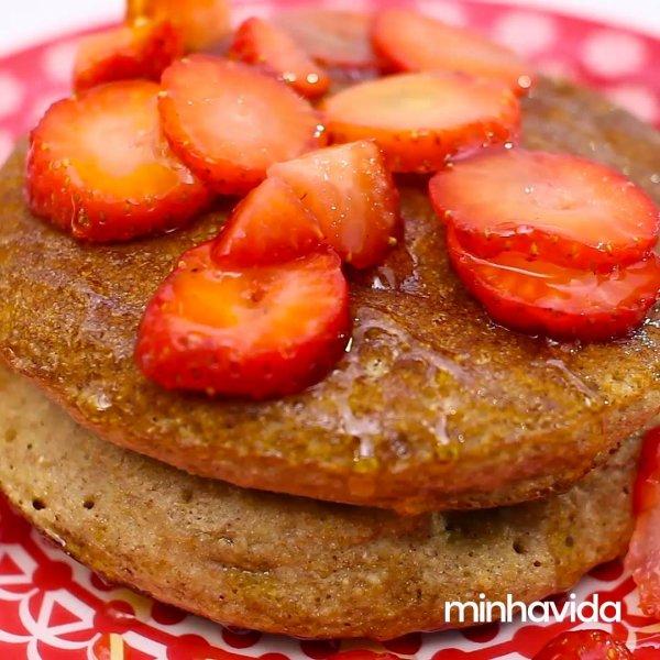 Panqueca America Integral - Uma receita ideal para seu café da manhã!