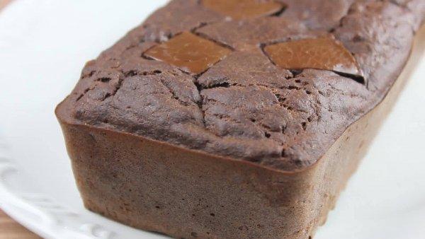Receita de bolo de banana com chocolate, vai ficar fora dessa?
