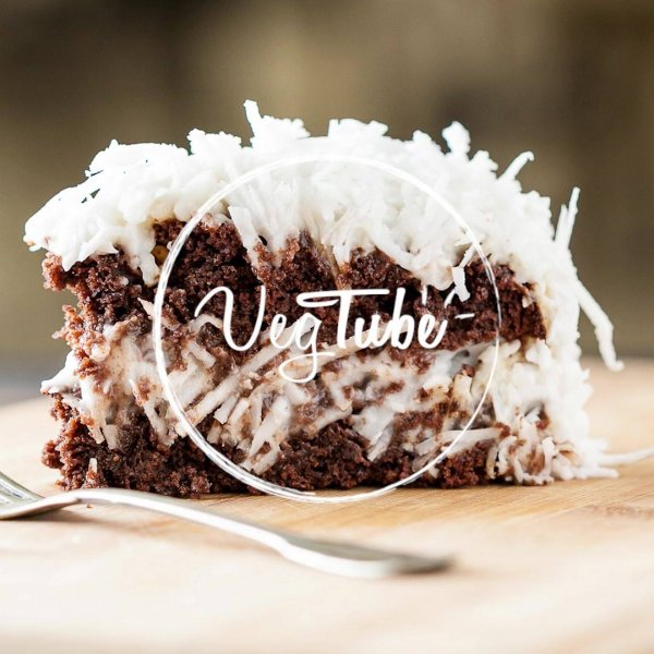 Receita de Bolo de Chocolate com recheio de Coco, uma maravilha de receita!
