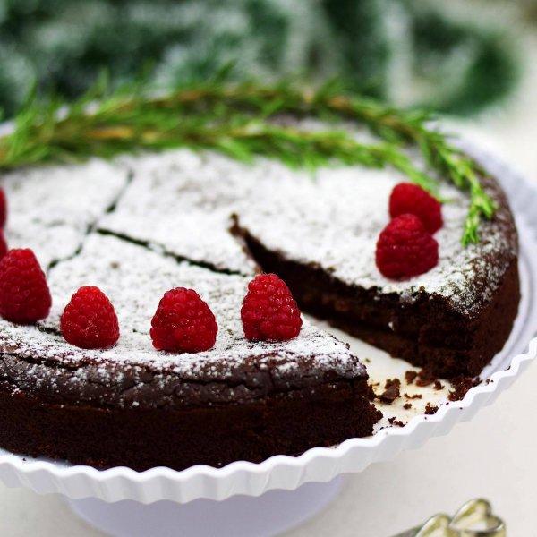 Receita de Bolo Low Carb de Chocolate para o Natal, uma delicia!