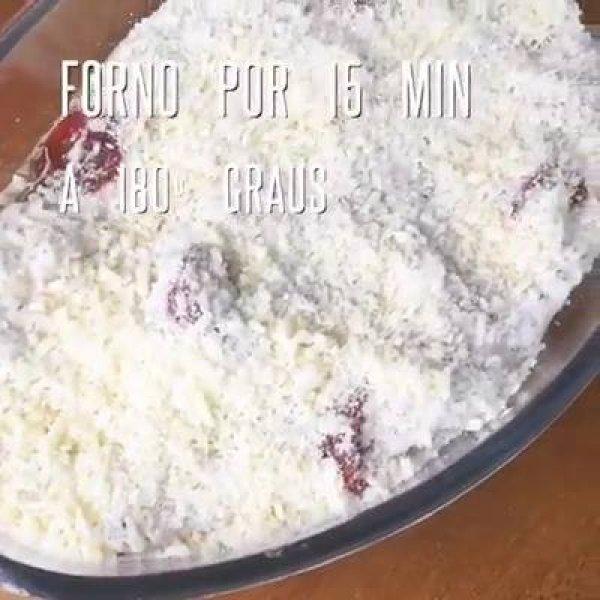 Receita de omelete de forno sabor pizza, seu almoço nunca mais será o mesmo!