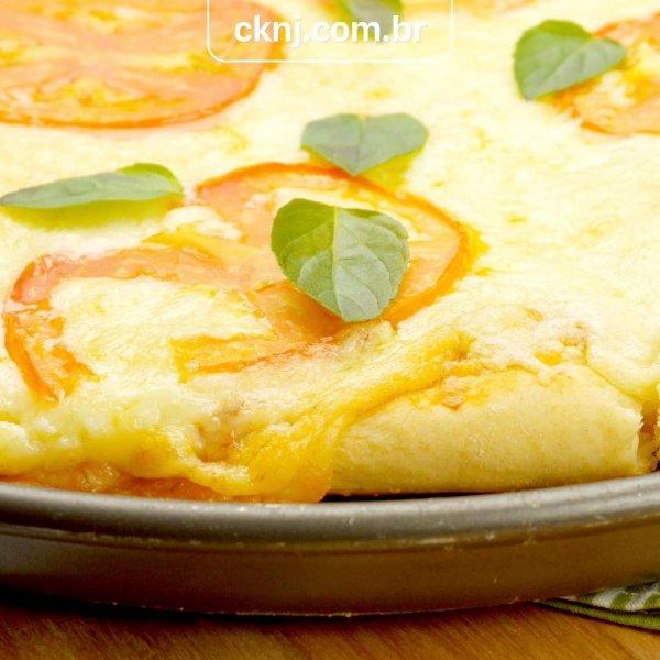 Recita de pizza, olha só que delicia de receita para fazer para família!!!